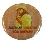 Badge Bob Marley Rastaman Vibration