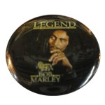 Badge Bob Marley Legend