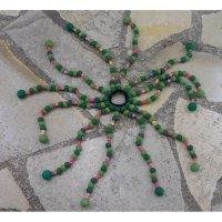 Chouchou big Jumla vert