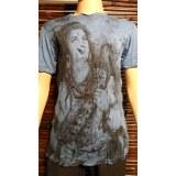 Tee shirt M Shiva bleu