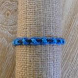 Bracelet  fantaisie Avi bleu