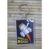 Porte clés rocket