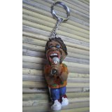 Porte clés le chanteur jamaïcain