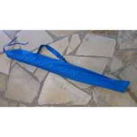 Housse 140 didgeridoo bleue
