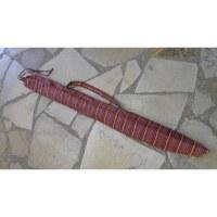Housse 140 didgeridoo rayée Lumbini 2