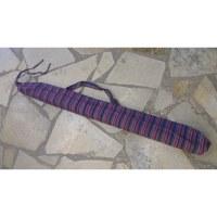 Housse 140 didgeridoo rayée Lumbini 3