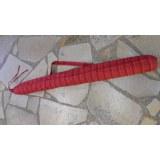 Housse 140 didgeridoo rayée Lumbini 4