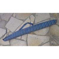 Housse 140 didgeridoo rayée Lumbini 6