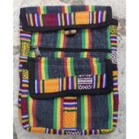 Sacoche népalia weaving jamaïca