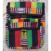 Sacoche népalia weaving rasta