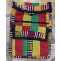 Sacoche népalia weaving rastafari