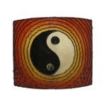 Lampe murale yin yang