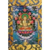 Tanka Bouddha Chenrezig