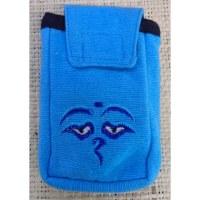 Pochette smartphone yeux de Bouddha 2