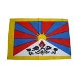 Drapeau du Tibet