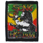 Portefeuille rasta Song of freedom