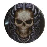 Badge terminator