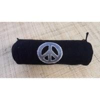 Trousse noire peace & love