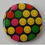 Badge multi smiley