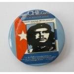 Badge Che à Cuba