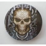 Badge crâne