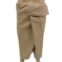 Pantalon de pêcheur Thaï Hua Hin paille