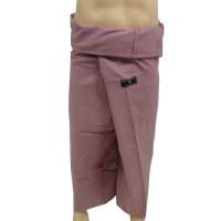 Pantalon de pêcheur Thaï Hua Hin parme