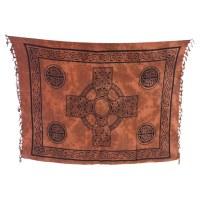 Paréo 5 croix celte