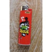 Briquet rouge Jah reggae