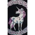 Tenture cheval, licorne