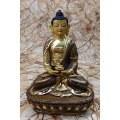 Bouddha doré de Patan