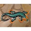 Salamandres, lézards, geckos, reptiles, varans