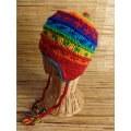 Bonnets péruviens enfant