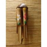 Carillon bambou coco pensées