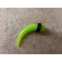 Elargisseur griffe vert fluo
