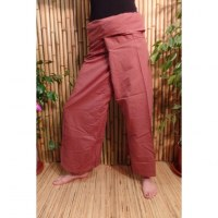 Pantalon de pêcheur Thaï cappuccino