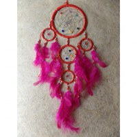 Dreamcatcher pahta rouge
