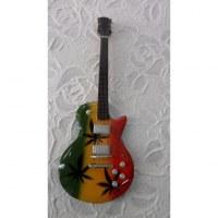 Guitare rasta