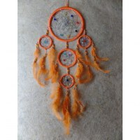 Dreamcatcher pahta orange