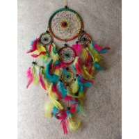 Dreamcatcher rasta color
