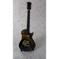 Guitare rasta Bob Marley