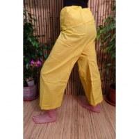 Pantalon de pêcheur Thaï mimosa
