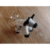 Porte clés vache