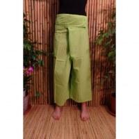 Pantalon de pêcheur Thaï tamarin