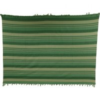 Tenture couverture Kérala vert tendre