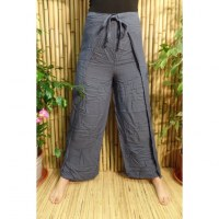 Pantalon paréo acier