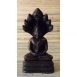 Bouddha et Mucalinda