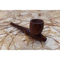 Pipe unie en bois