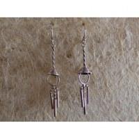 Boucles d'oreilles carillon