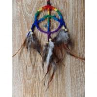 Gardien des rêves paix rainbow
